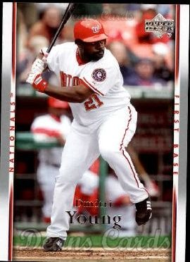 2007 Upper Deck #1007  Dmitri Young