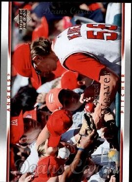 2007 Upper Deck #143  Jered Weaver