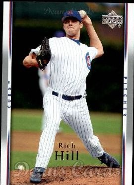 2007 Upper Deck #285  Rich Hill