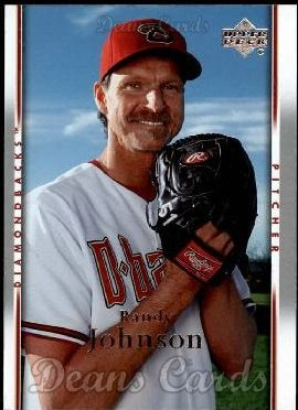 2007 Upper Deck #521  Randy Johnson