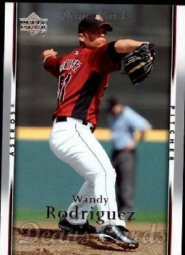 2007 Upper Deck #720  Wandy Rodriguez