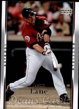 2007 Upper Deck #725  Jason Lane