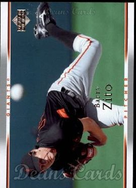 2007 Upper Deck #921  Barry Zito