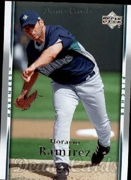 2007 Upper Deck #931  Horacio Ramirez
