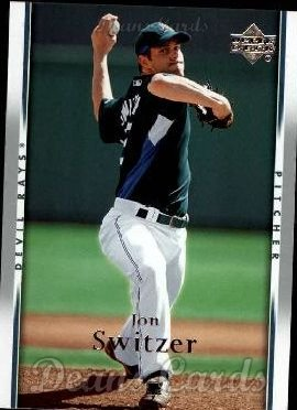 2007 Upper Deck #969  Jon Switzer