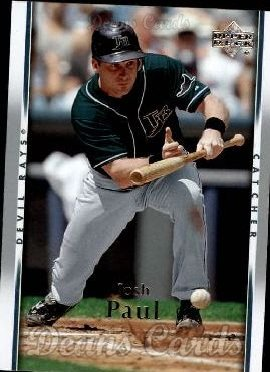 2007 Upper Deck #970  Josh Paul