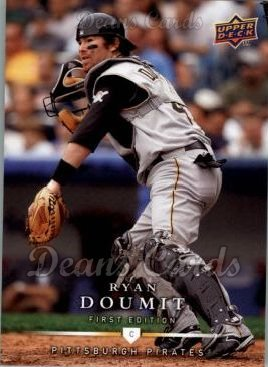2008 Upper Deck First Edition #173  Ryan Doumit
