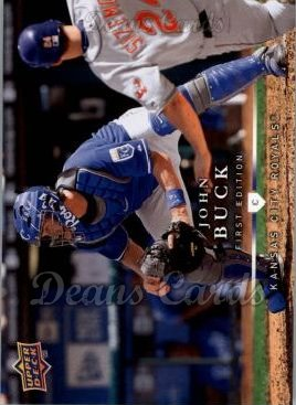 2008 Upper Deck First Edition #213  John Buck