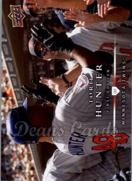 2008 Upper Deck First Edition #232  Torii Hunter