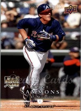 2008 Upper Deck First Edition #290  Clint Sammons