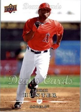2008 Upper Deck First Edition #377  Torii Hunter