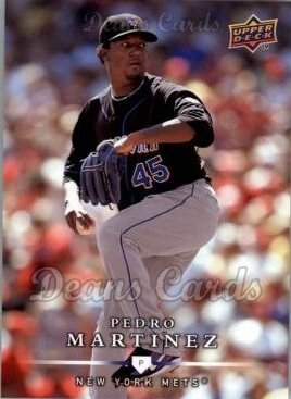 2008 Upper Deck First Edition #414  Pedro Martinez