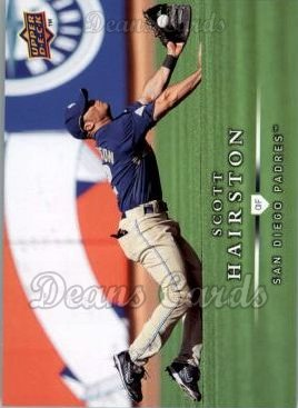 2008 Upper Deck First Edition #456  Scott Hairston