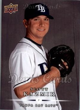 2008 Upper Deck First Edition #475  Scott Kazmir
