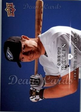 2008 Upper Deck First Edition #492  Scott Rolen