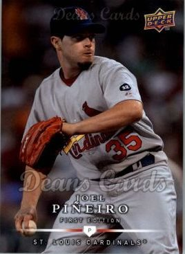 2008 Upper Deck First Edition #51  Joel Pineiro