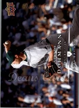 2008 Upper Deck First Edition #69  Scott Dohmann