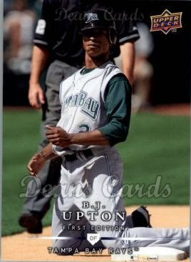 2008 Upper Deck First Edition #71  B.J. Upton