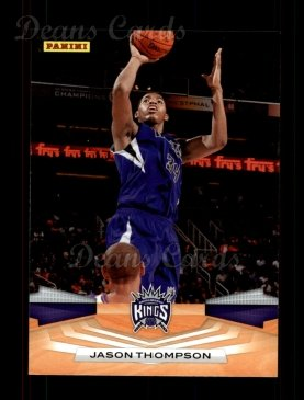 2009 Panini #295  Jason Thompson