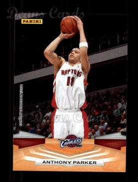 2009 Panini #69  Anthony Parker