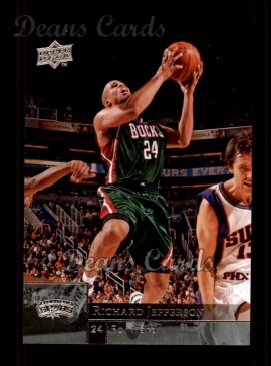 2009 Upper Deck #102  Richard Jefferson