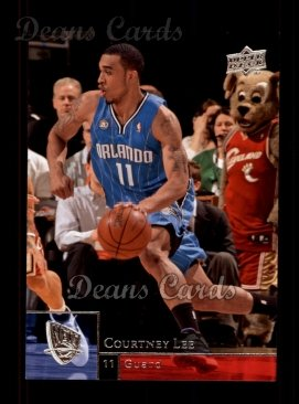 2009 Upper Deck #141  Courtney Lee