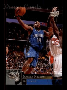 2009 Upper Deck #143  Jameer Nelson