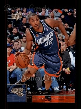 2009 Upper Deck #18  Boris Diaw