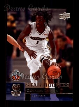 2009 Upper Deck #209  DeMarre Carroll