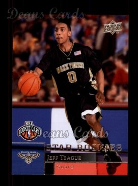 2009 Upper Deck #218  Jeff Teague