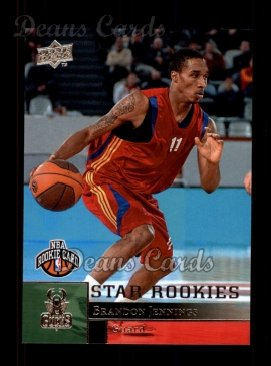 2009 Upper Deck #233  Brandon Jennings