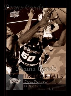 2009 Upper Deck #262  David Robinson
