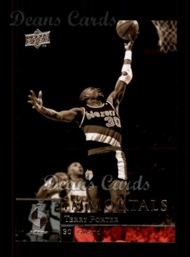 2009 Upper Deck #280  Terry Porter