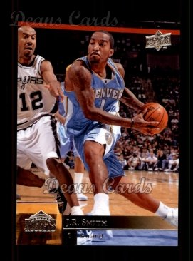 2009 Upper Deck #46  J.R. Smith