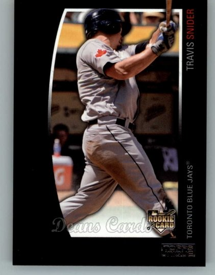 2009 Topps Unique #181  Travis Snider