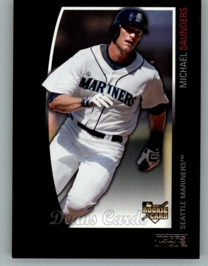 2009 Topps Unique #192  Michael Saunders