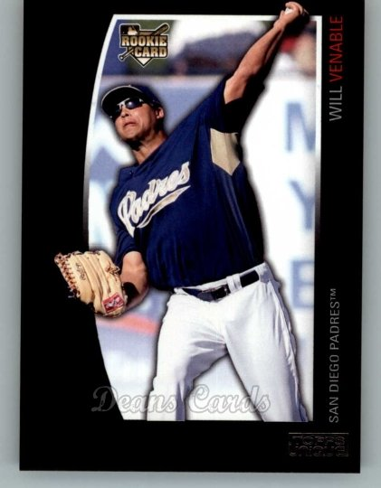 2009 Topps Unique #197  Will Venable