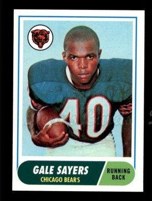 2010 Topps Anniversary Reprint #19  Gale Sayers