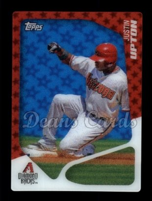 2010 Topps 2020 Inserts #5 T  -  Justin Upton 2020