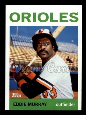 2010 Topps Vintage Legends #13 VLC Eddie Murray