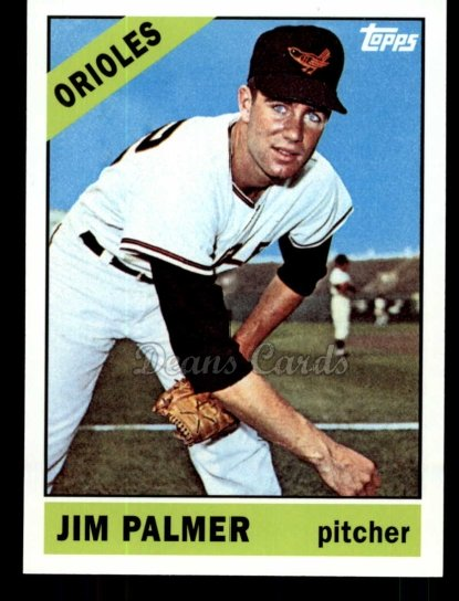 2010 Topps Cards Your Mom Threw Out #15 CMT Jim Palmer