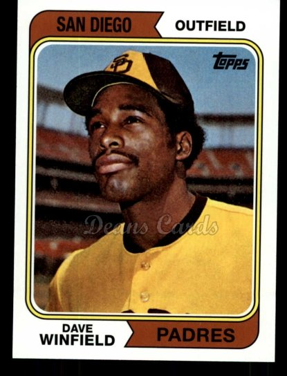 2010 Topps Cards Your Mom Threw Out #23 CMT Dave Winfield