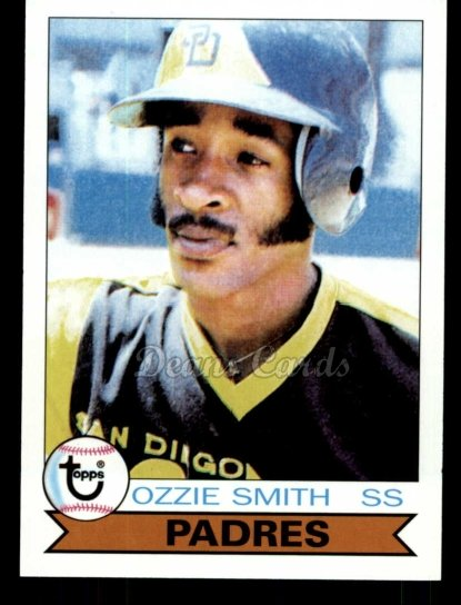 2010 Topps Cards Your Mom Threw Out #28 CMT Ozzie Smith