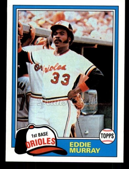 2010 Topps Cards Your Mom Threw Out #30 CMT Eddie Murray