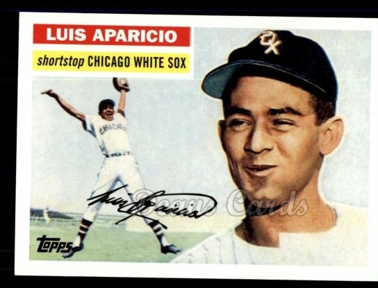 2010 Topps Cards Your Mom Threw Out #5 CMT Luis Aparicio