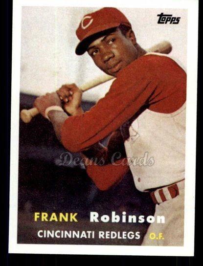 2010 Topps Cards Your Mom Threw Out #6 CMT Frank Robinson