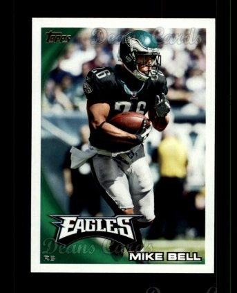2010 Topps #114  Mike Bell