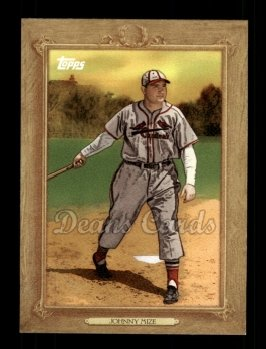 2010 Topps Turkey Red #139 TR Johnny Mize