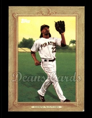 2010 Topps Turkey Red #54 TR Andrew McCutchen