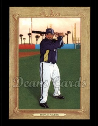 2010 Topps Turkey Red #65 TR Prince Fielder